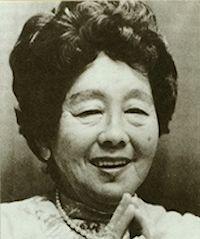 Hawayo Takata: a responsável pela passagem do Reiki para o Ocidente | Foto: Dawn Hill
